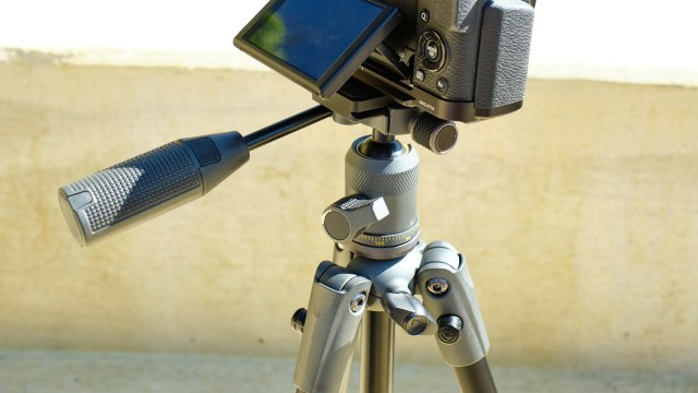 Vanguard's new travel tripod: VEO 2X
