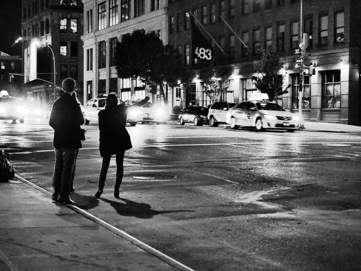 New york city catch a cab