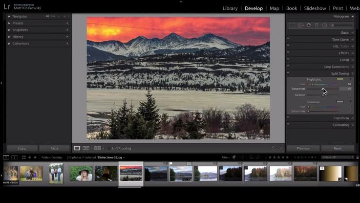 Alt/Option tips for Lightroom — Save 10% on courses from MattK.com/light enter the code: photofocus