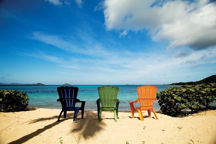 Colorful chairs at Mango Bay Resort, Virgin Gorda, British Virgin Islands ISO 250; 1/125 sec.; f/7.1; 30mm