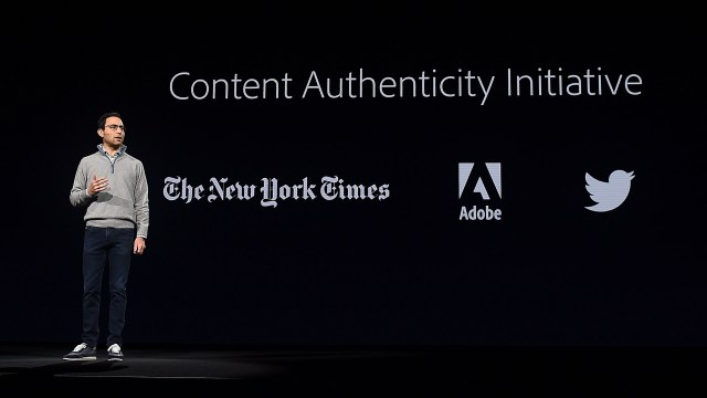 What Adobe's Content Authenticity Initiative means for the future