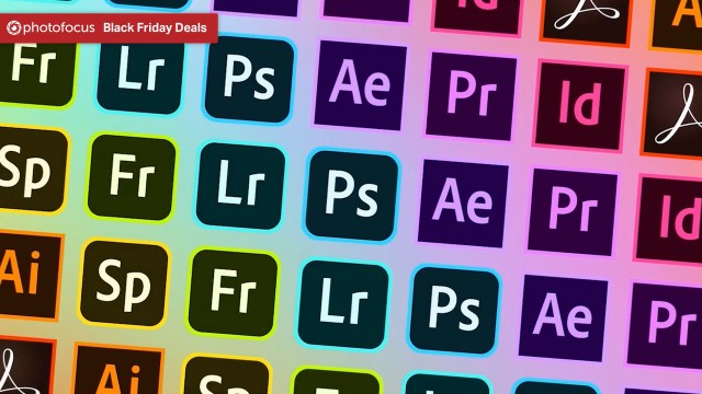 Your last chance to get Creative Cloud at 40% off