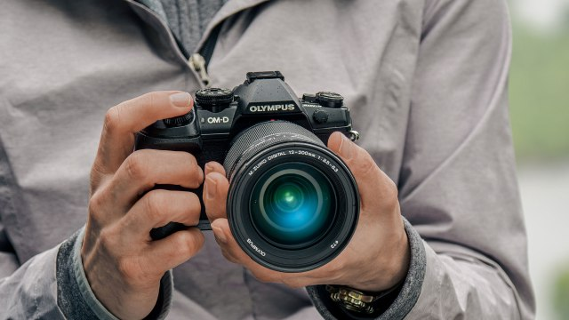Breaking: Olympus to sell camera business