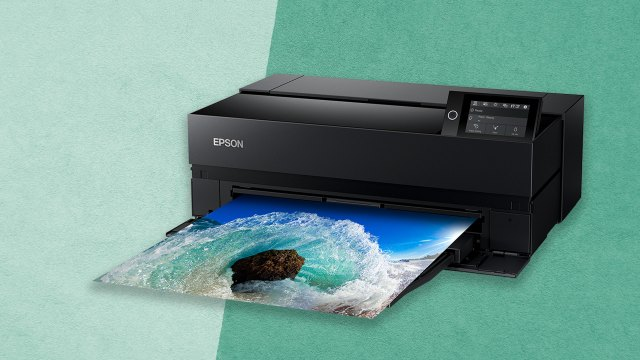 Epson announces long-awaited refresh to SureColor printer line