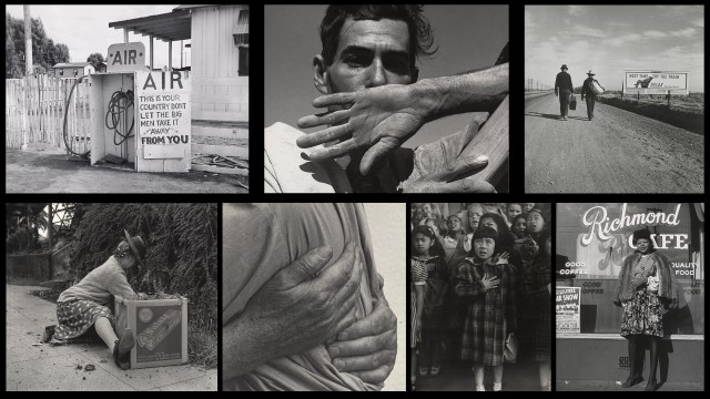 On Photography: Dorothea Lange exhibition online from MoMA
