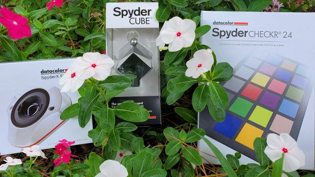 SpyderX Photo Kit takes the guesswork out of calibration