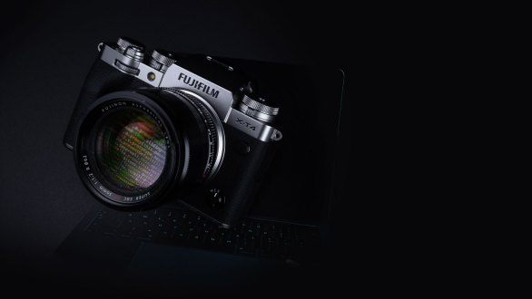 Fuji makes it easy to use your camera as a webcam