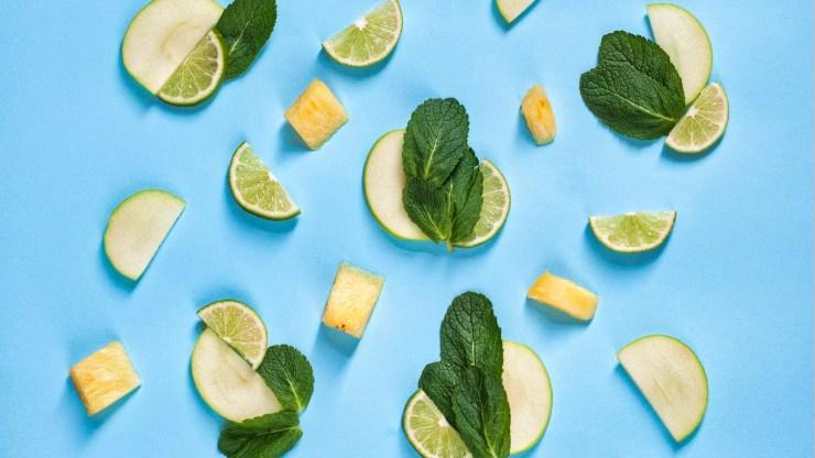 Lemonade recipe lemons limes