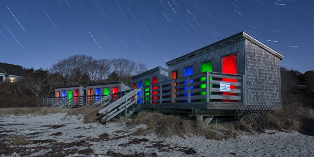 Timothy Little offers new perspectives on Cape Cod and the southwest at night, part one