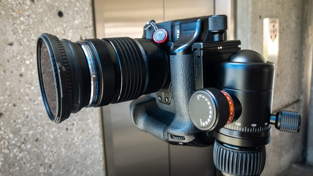 First Look: Fotopro X-GO Max tripod