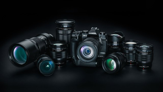 Olympus unveils updated lens roadmap, upcoming firmware and webcam software