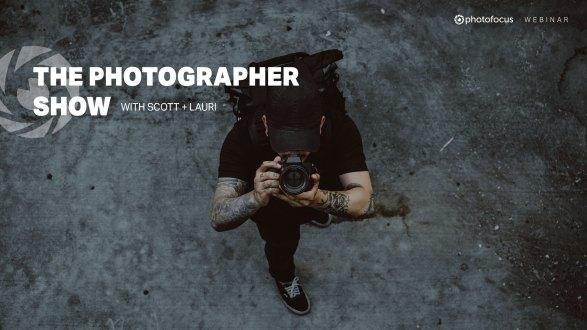 Webinar replay: The Photographer Show, episode 3