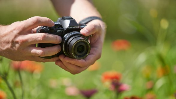 Small but mighty: Olympus OM-D E-M10 Mark IV perfect for the beginning photographer