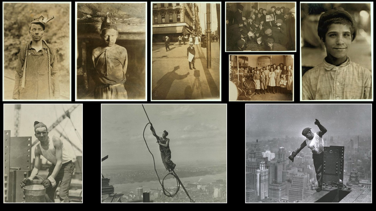 On Photography: Louis Hine, 1874-1980