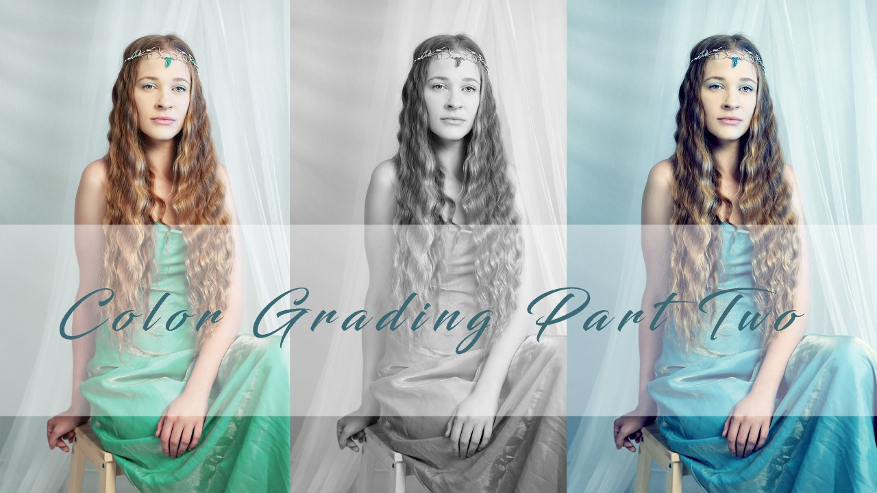Color grading in Photoshop, part two