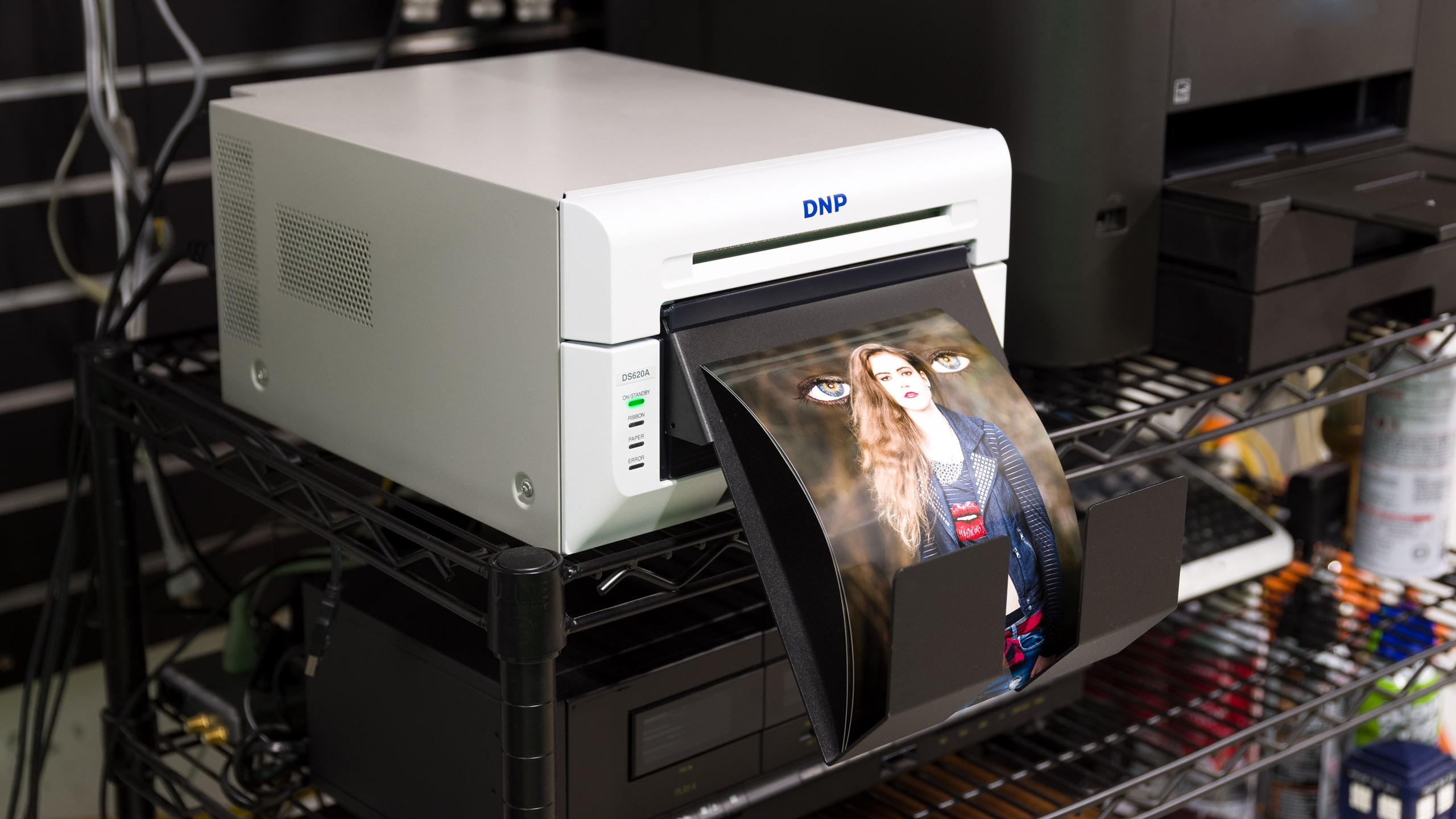 Product Review DNP DS620A Great prints without expensive ink!