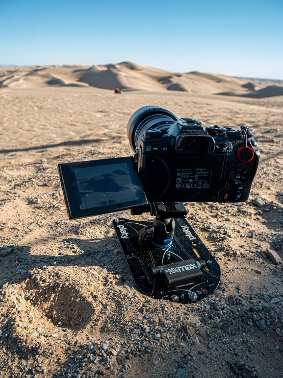 platypod max in the desert