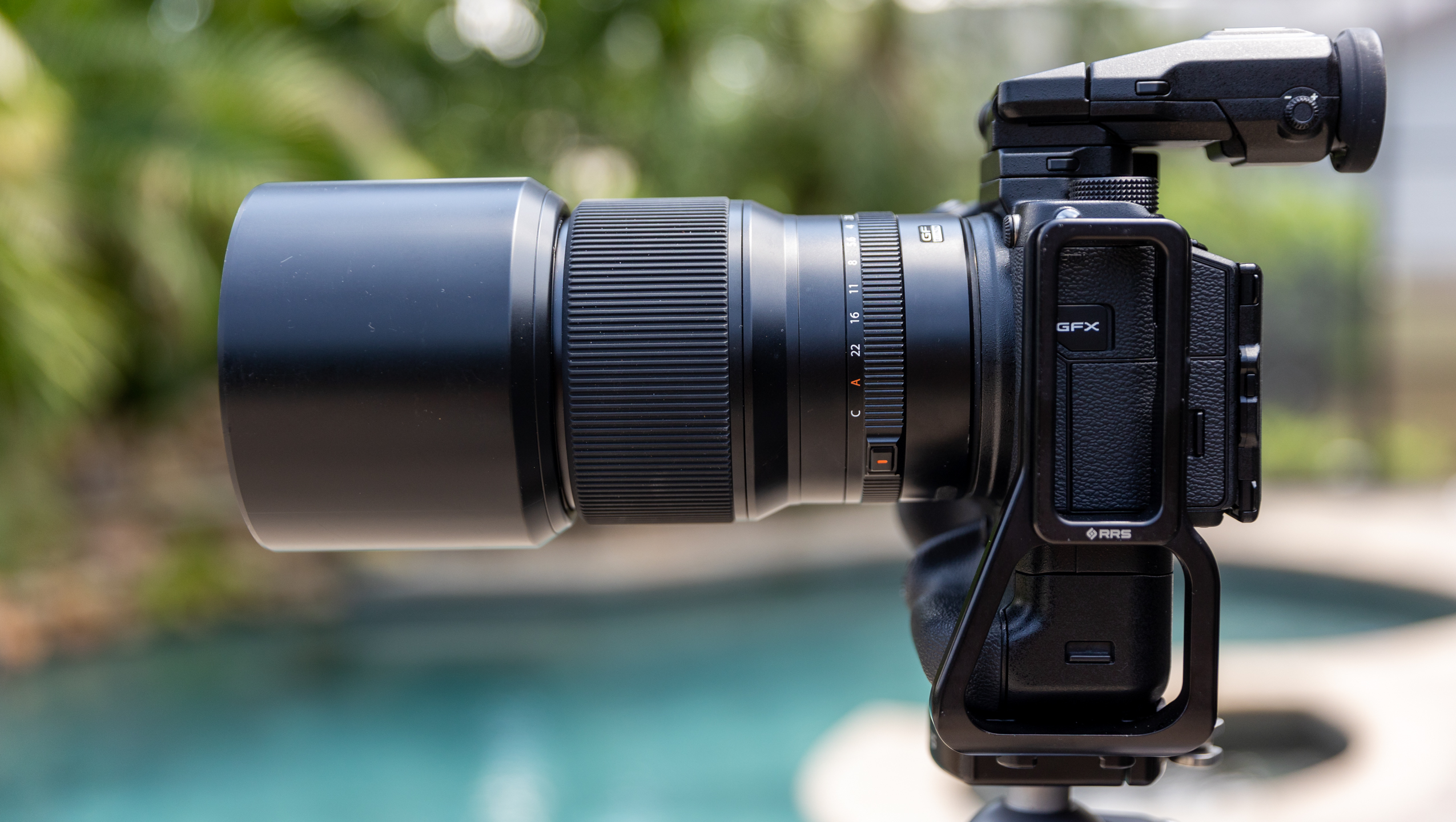"""The best portrait lens I've ever used, but with three """"buts"""" — the Fuji GF 110mm f/2"""