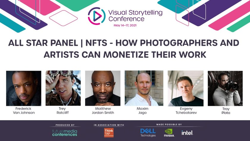 NFTs : How photographers and artists can monetize their work