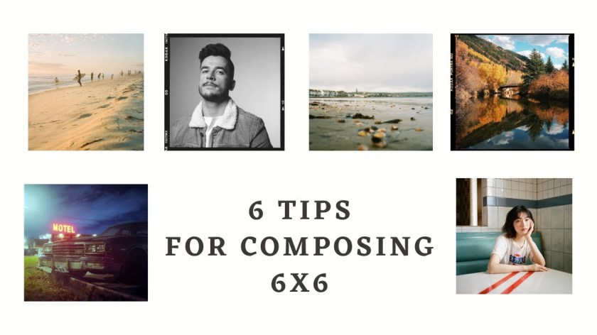 6 Tips For Composing 6x6 Format (Square Crop) - youtube