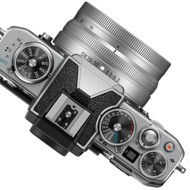 Nikon Z FC Retro View
