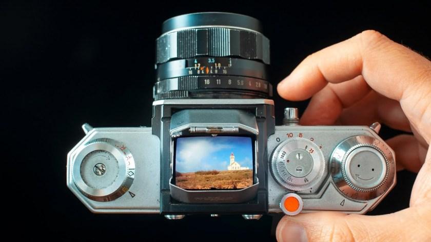The Most Beautiful Camera EVER??? The amazing 1960 Edixa Reflex - youtube