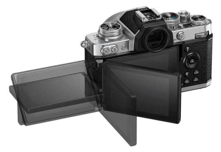 Nikon Z FC LCD Flip