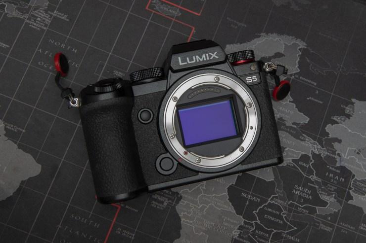 professional cameras