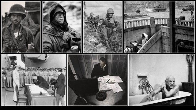 On Photography: David Douglas Duncan, 1916-2018