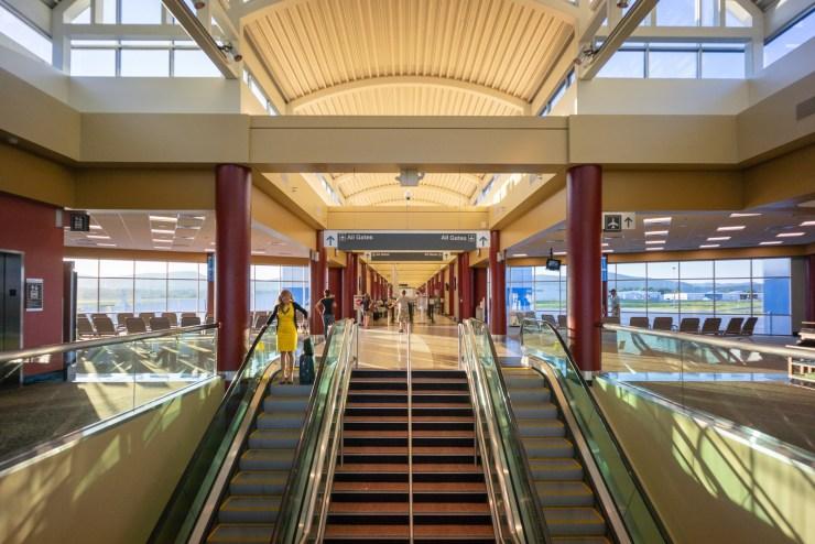 Woodrum field, Roanoke-Blacksburg Regional Airport, Roanoke VA