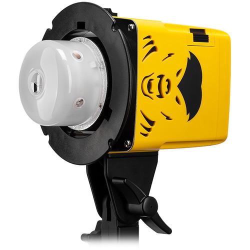 Interfit off camera flash