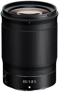 Nikon 85mm f/1.8 S