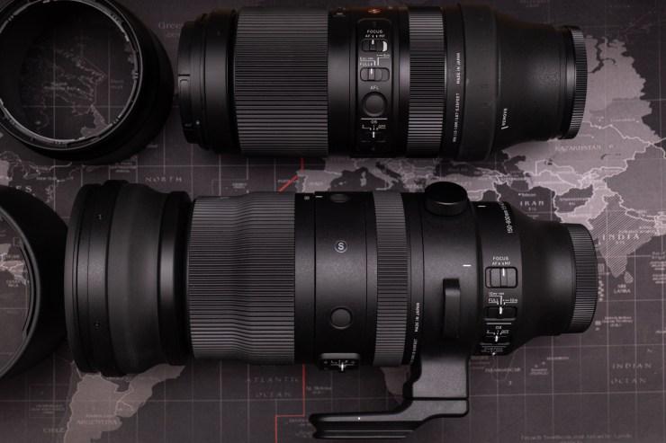 Sigma 150-600mm DG DN
