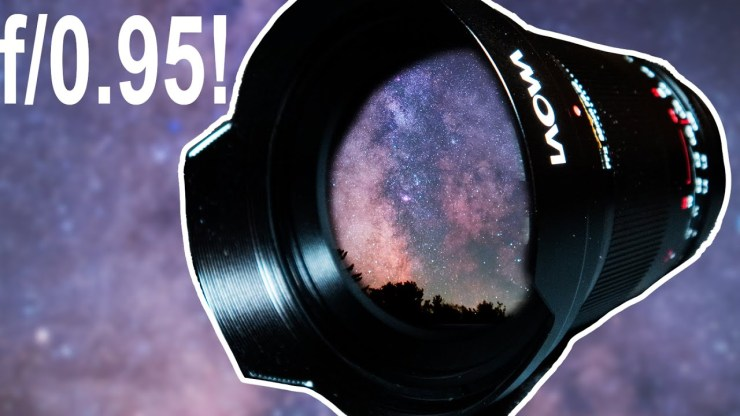 Astrophotography at f/0.95! Laowa Argus 35mm f/0.95 FF Lens Review - youtube