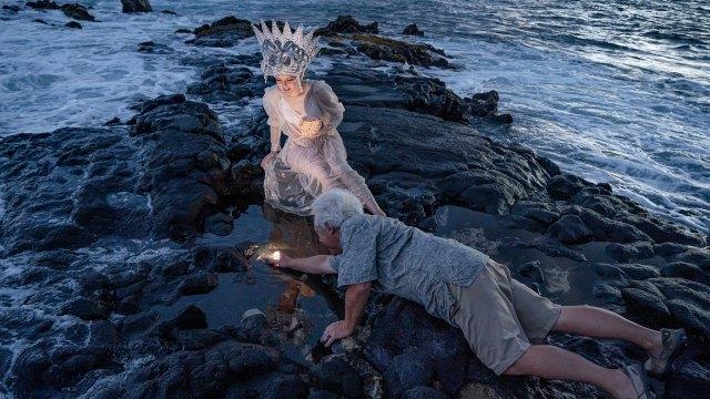 The stroke of an artist: Michael Gilbert
