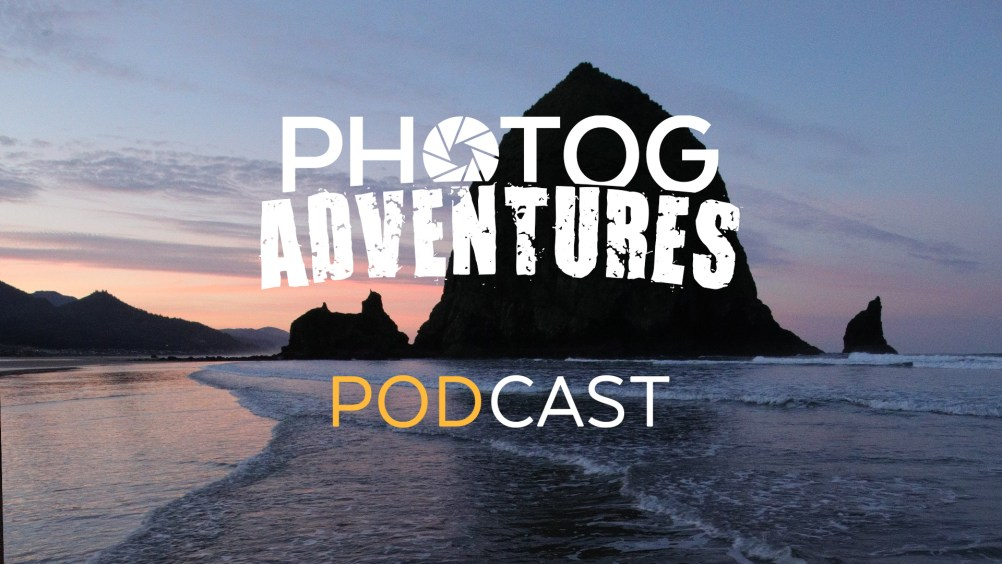 PODCAST 104: Oregon Coast Listener Adventure Pt. 2 | Milky Way at Thor's Well, Cape Kiwanda & Cannon Beach