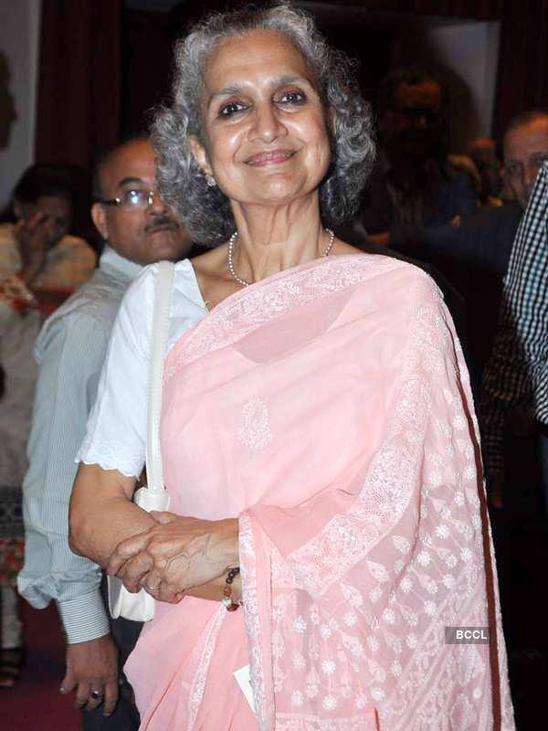 Salome Roy Kapur Salome roy kapur attends