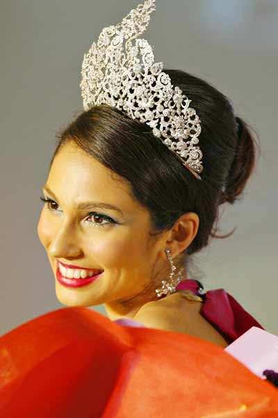 Deborah Priya Henry Miss Malaysia