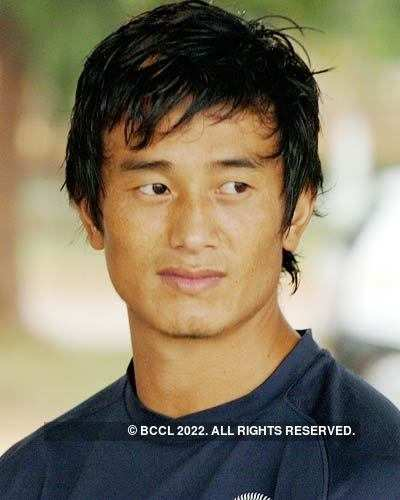 Baichung Bhutia The Times Of India Photogallery Page 6