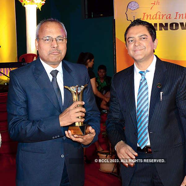 The 7th Indira International Innovation Summit was ...