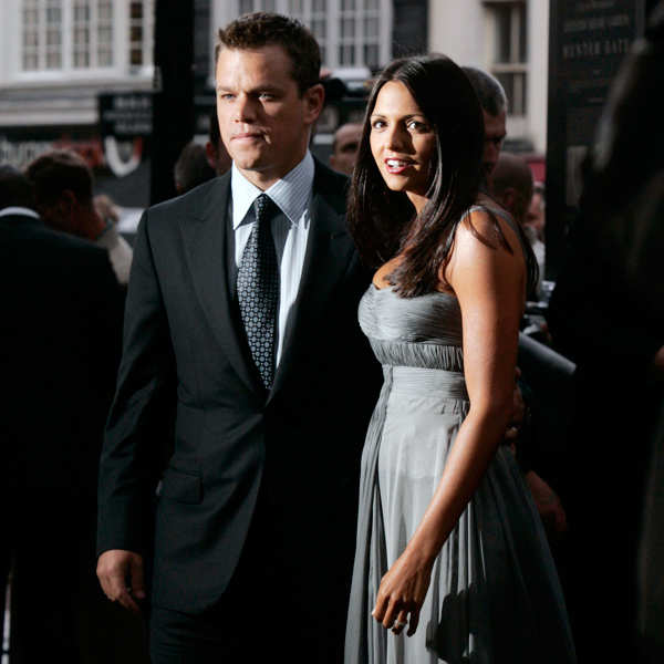 Image result for matt damon luciana 600x600