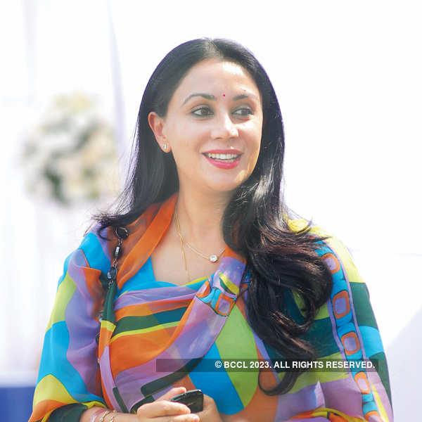 Diya Kumari At Ex Minister Bina Kak S 60th Birthday Party