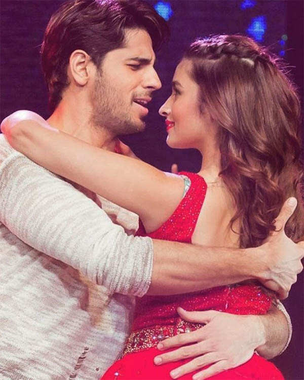Alia Bhatt and Sidharth Malhotra affair