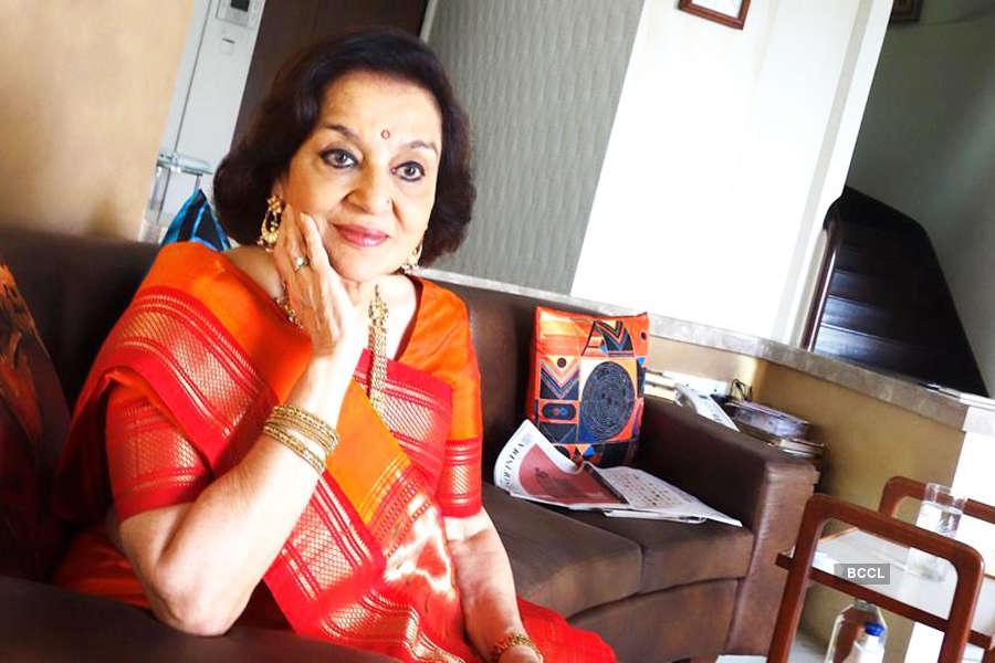 Asha Parekh's love life