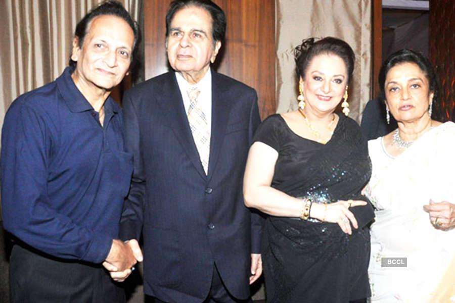 Asha Parekh's leading actors