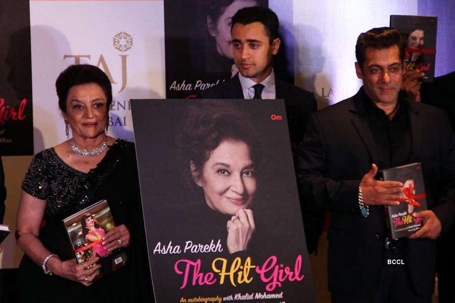 Asha Parekh's new autobiography