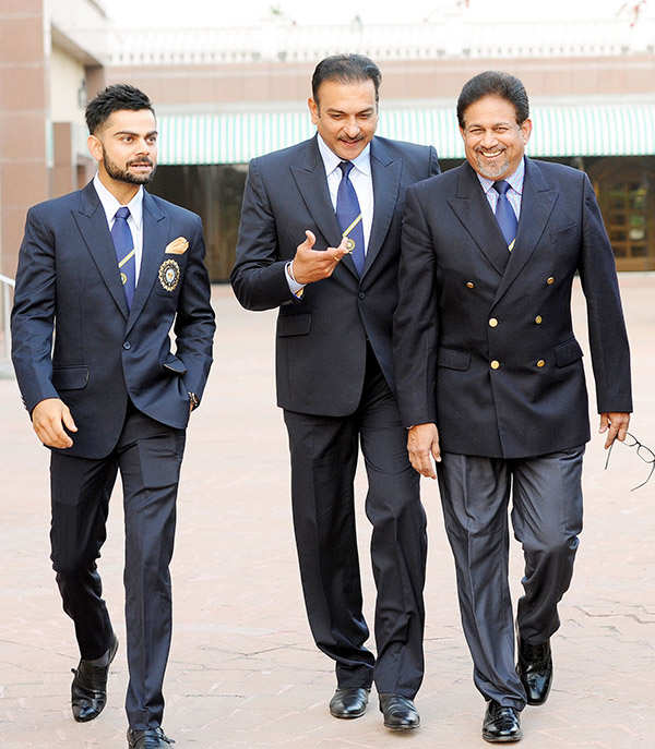 Ravi Shastri named new India coach Photogallery - Times of ...