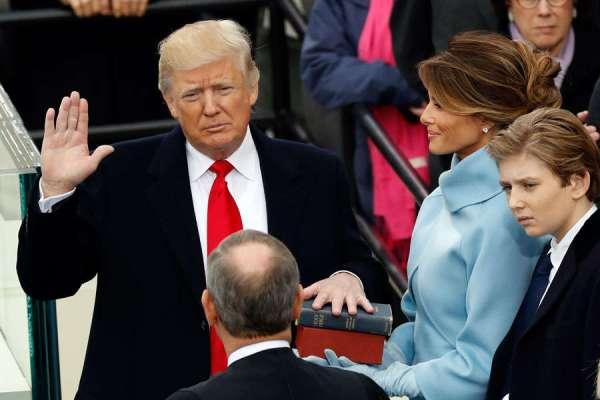 Donald Trump vs Barack Obama: Inauguration Photos - Events ...
