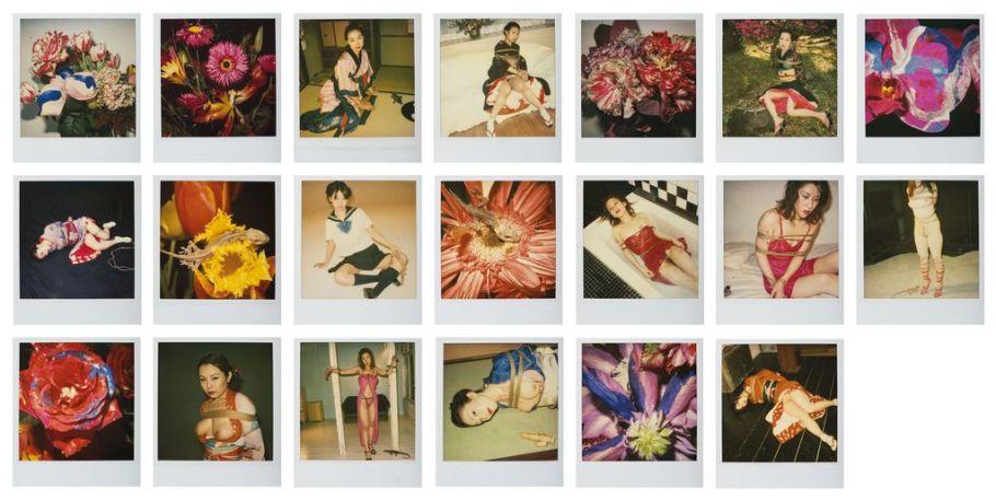 Nobuyoshi Araki 12 polaroids vendus chez Christies en novembre 2020
