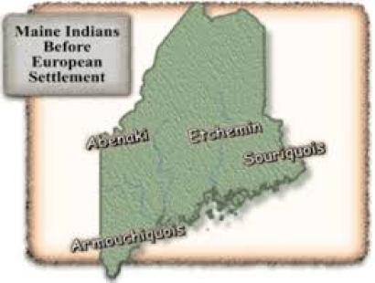 Maine Native American History - By Sandra Sylvester - Rockland - Camden -  Knox - Courier-Gazette - Camden Herald
